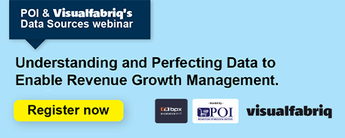 "Webinarium ""Understanding and Perfecting Data to Enable Revenue Growth Management"""